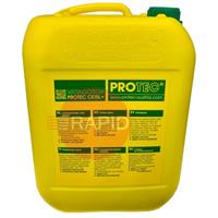 01CGB10 Protec Metallotion CE15L Anti Spatter Fluid 10 L