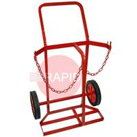 040765 Oxy/Propane Twin Trolley Heavy Duty