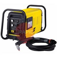 0559119304 ESAB Cutmaster 120 Plasma Cutter with 6m SL100 Hand Torch, 40mm Cut, 400v 3ph CE