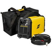 0559142460 ESAB Cutmaster 40 Plasma Cutter with 6m SL60 Torch, Earth & Carry Bag, 12mm Cut, 120/240v 1ph