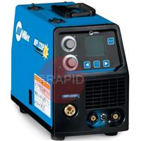 059016014 Miller MPI 220P Multi Process Pulse Mig, Tig, Arc welder. 230V.