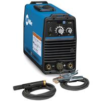 059016015P Miller STI 203 MMA DC Welding Inverter Package, with Digital Amp/Volt Display & MMA Cables, 400v 3Ph