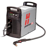 05939X-H Hypertherm Powermax 105 Plasma Cutter, Power Supply with 75° Hand Torch, 3Ph 230 - 400v CE