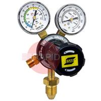 0785-2161 ESAB / Victor G Series Argon/CO2 Regulator, Bottom Entry, 40l/min, G 5/8