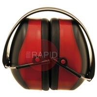 1585 Fold Flat Ear Defenders, SNR 30