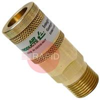 18187 Air Products Cylinder Quick Connector 12 Lpm