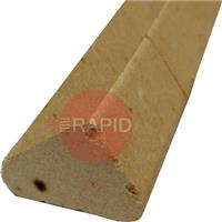 1G33-60 Gullco Katback 1G33-60 Ceramic Weld Backing Tiles, 12M Box