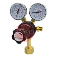 2047 Co2 Regulator with 2 Guages, W21,8x14/1