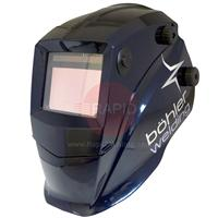 32374 Bohler Guardian 62F Flip Up Auto Darkening Welding Helmet, Shade 5 - 13
