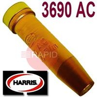 3690-AC 3690 AC Harris Acetylene Cutting Nozzle. For Use With 36-2 Cutting Attachment