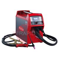 4,075,217,638PKGA Fronius TransTig 230i MV DC Tig Welder Package with THP 220i Tig Torch and Earth, 110 & 230v Multi Voltage