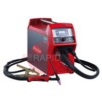 4,075,218,008PKGA Fronius MagicWave 190 AC/DC Tig Welder Package with THP 220i Tig Torch & Earth, 230v