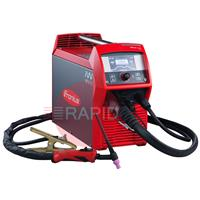 4,075,219,008PKGA Fronius MagicWave 230i AC/DC Tig Welder Package with THP 220i Tig Torch, 230v