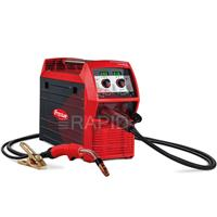 4,075,221,858 Fronius TransSteel 2200C MV/SET/B Multi Process Mig Package with MTG 2100 Torch and Earth, 110/230v