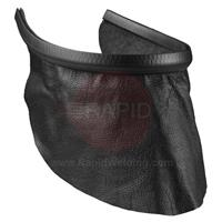4028.015 Optrel Leather Chest Protection (Panoramaxx / E600 / P500 / P330 / B600 / Liteflip)