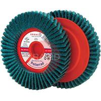 5511307-100 Dronco 115mm Polishing Wheel - Fine (Pack of 10)