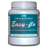 57005 Johnson Matthey Easy-Flo Paste Alu Bronze Grade Blue / White 1kg Tub