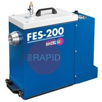 601.0034.1 Binzel FES-200 W3 Fume Extraction System with Hose & Auto Lead, 230v