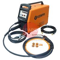 621830002AP Kemppi Kempact Pulse 3000 Compact Mig Welder Package with FE35 Torch Set for Aluminium, 400v