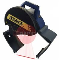 7010413 Exact PipeCut 360 Pro Series Universal Pipe Cutter, 75 - 360mm OD Range