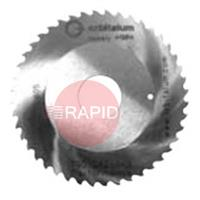 790041435 Orbitalum Performance Saw Blade with extra borehole , Ø 63, 1.2 - 2.5mm cut thickness