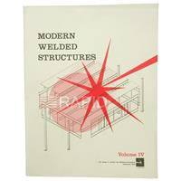 790MWSIV Lincoln Modern Welded Strutctures Vol IV