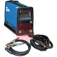 907514002APFS Miller Dynasty 280 DX AC/DC Tig Welder Package with CK TL 26 4m Torch, 208 - 575 VAC