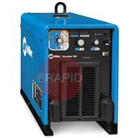 907618 Miller Dimension 650 CC/CV Multiprocess Welder Power Source, 380-460 VAC, 3 Phase