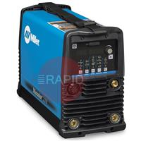 907684001P Miller Maxstar 210 DX Pulse Tig Welder Package, Multi Voltage 120 - 480 VAC, 1 or 3 phase
