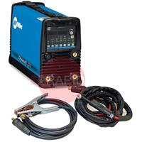 907686003APFS MIller Dynasty 210 DX AC/DC Tig Welder Package with CK TL26 4m Switched & Sheathed Torch, 120 - 480v
