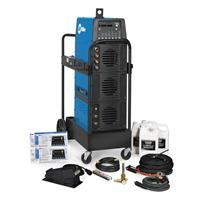 907719002P Miller Dynasty 800 AC/DC Water Cooled Tig Welder Package, 380 - 575 VAC