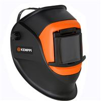 9873045 Kemppi Beta 90 Welding Helmet. 110mm x 90mm Passive lens With Flip Front For Grinding