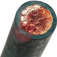 A2F070C050 Eproflex Copper Welding Cable. 70mm2 Super Flexible Rubber Covered to H01N2-D. Priced Per Meter Length