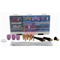 CK-SGLKIT CK Stubby Tig Consumable Kit for 3 Series Torches CK17, 18 & 26 (Low Amperage)
