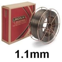 ED031123 Lincoln Electric Lincore 50 Hardfacing Flux Cored Wire, 1.1 mm (.045