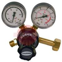 H1156 Carbon Dioxide 30 lpm 801/901 Single Stage Two Gauge Regulator (300 Bar), W21,8x14/1