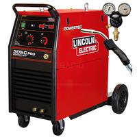 K14057-1P Lincoln Powertec 305C Pro, 400v 3 Phase MIG - Ready to Weld Package