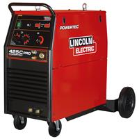 K14059-1A Lincoln Electric Powertec 425 C Pro Mig Welder 3Ph 400V