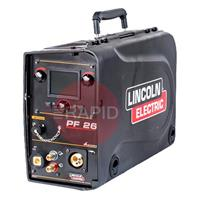 K14138-1 Lincoln Power Feed PF-26 Portable Wire Feeder