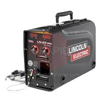 K2614-8 Lincoln LN-25 Pro Dual Portable Wire Feeder - CE