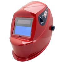 K2953-1-CE Lincoln Linc Screen II Auto Darkening Welding Helmet, Shade 9 - 13