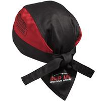 K2993-ALL-CE Lincoln Electric Red Line Doo Rag Bandana (One Size)