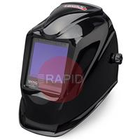 K3034-3-CE Lincoln Viking 3350 - Black Auto Darkening Welding Helmet, Shade 6 - 13 Class 1/1/1/1