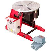 LPE0.1 Welding Positioner 100kg Capcity, 350mm plate, 0 - 4.7rpm, 240v