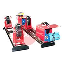 LPP20 Welding Rotators, 20 Ton Capacity, Including Drive, Idler and pendant, 415v 3ph