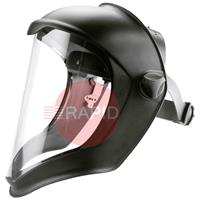PUL1011624 Pulsafe Bionic Face Shield With Polycarbonate Visor - FOGBAN