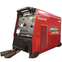 RDA-LFXTCH450 Used Lincoln Flextec 450 Multi Process Welder Power Source 380 - 575V 3 Phase