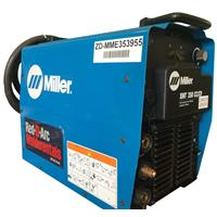RDA-MXMT350 Used Miller XMT 350 CC/CV Multiprocess Power Source, 208 - 575 VAC, 3ph