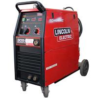 USD-PWTC305C Used Lincoln Powertec 305C Mig Welder, 400v 3ph