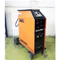 USED21 Used Kemppi Kempomat 3200 Mig Welder, 415v with 1.0mm Drive Rolls